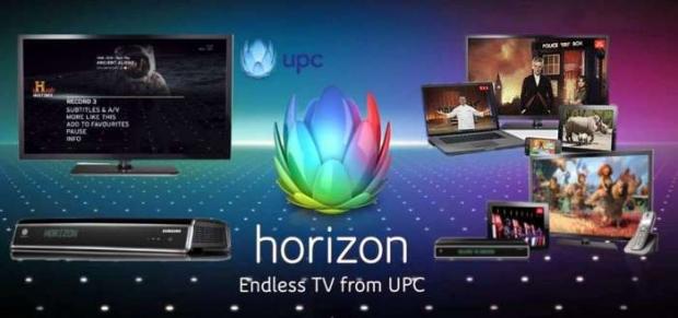 UPC Romania offers Horizon Go | Comunicatii mobile
